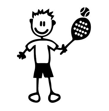 papà beach tennis